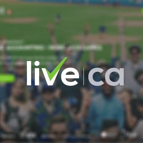 LiveCA – Website Design